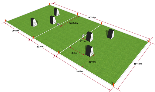 Tag Illinois Archery Tag field example picture