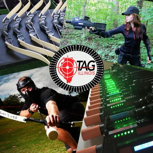 Laser Tag Archery Tag Illinois